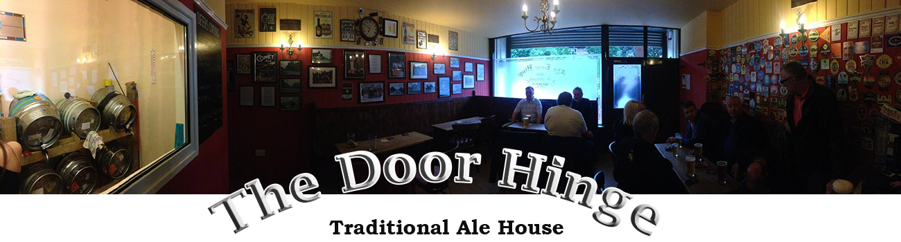 The Door Hinge Real Ale house in Welling